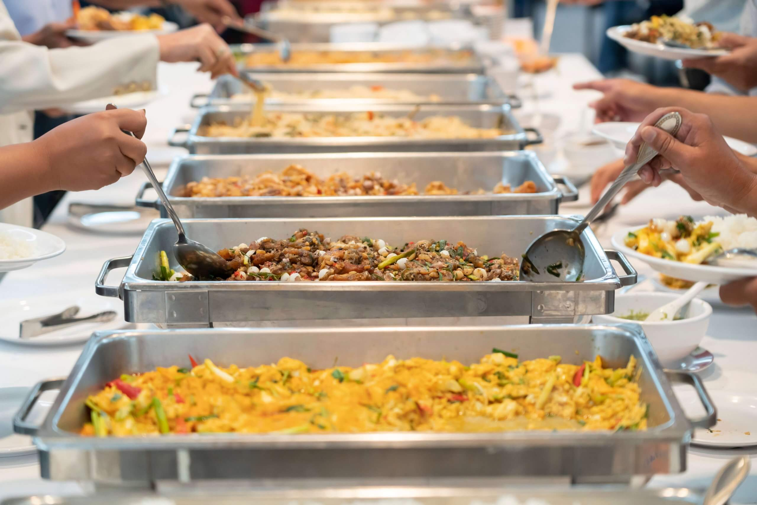 Catering Services in Meerbusch und Umgebung
